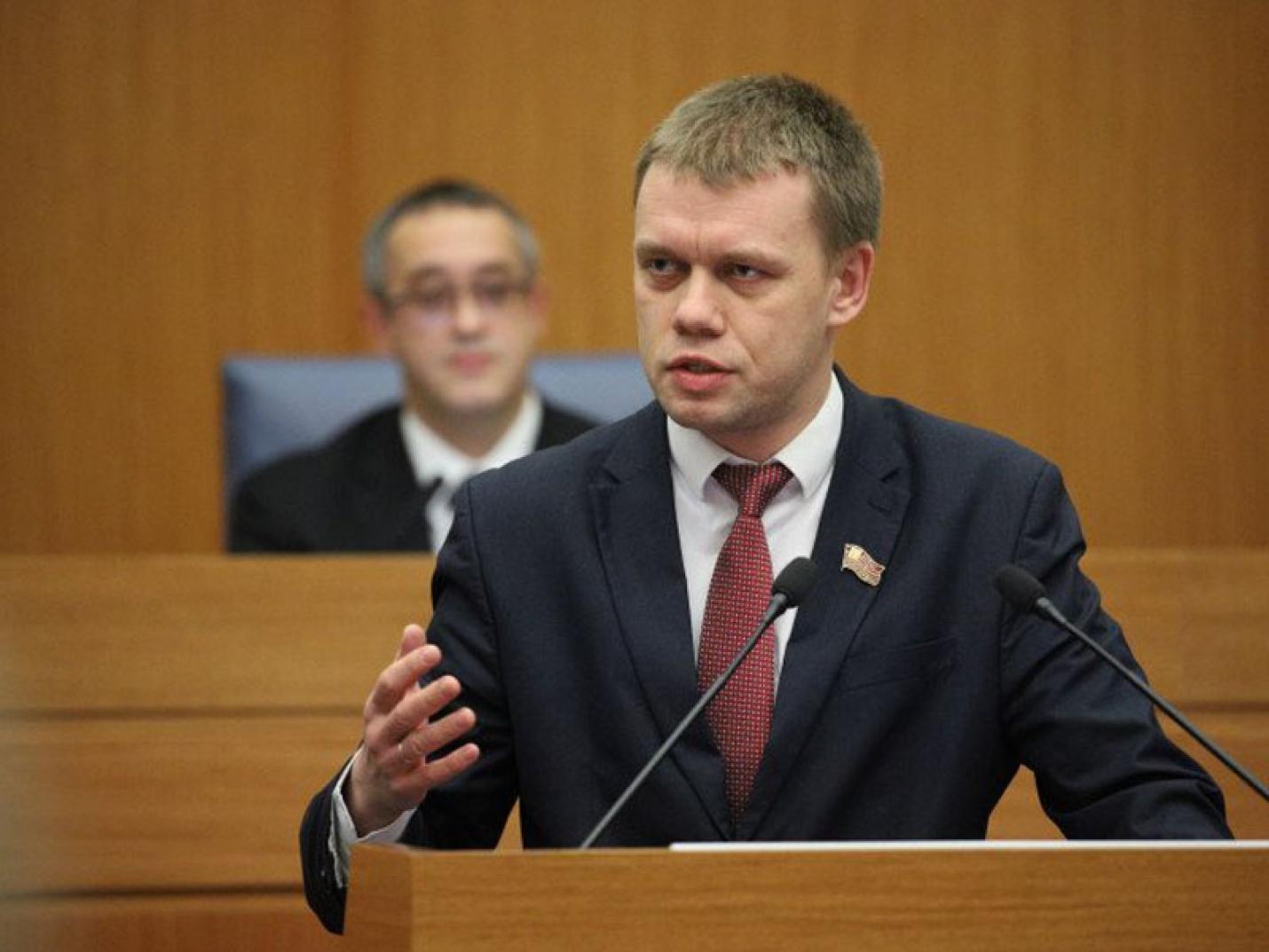 В Мосгордуме прошло голосование по отмене пенсионной реформы